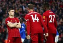 James Milner, Liverpool, Leicester City, Premier League, Sadio Mane