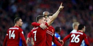James Milner, Liverpool, Leicester City, Premier League