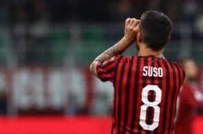 Suso, Milan