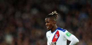 Wilfried Zaha, Crystal Palace, Premier League