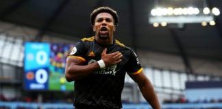 Adama Traore, Wolves, Manchester City, Premier League