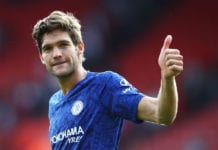 Marcos Alonso, Chelsea, Premier League