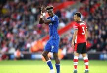 Tammy Abraham, Chelsea, Premier League, Southampton