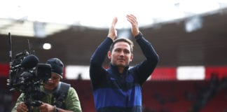 Frank Lampard, Chelsea, Southampton, Premier League