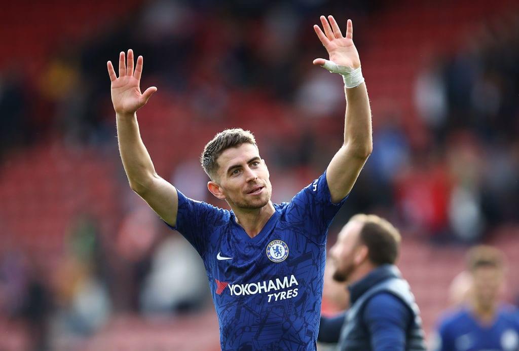 Jorginho, Chelsea, Premier League