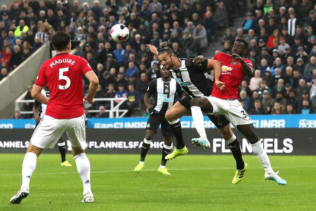 Axel Tuanzebe, Manchester United, Premier League