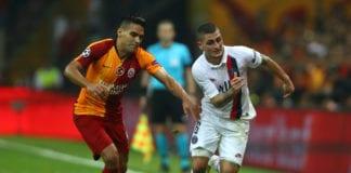 Radamel Falcao, Galatasaray,