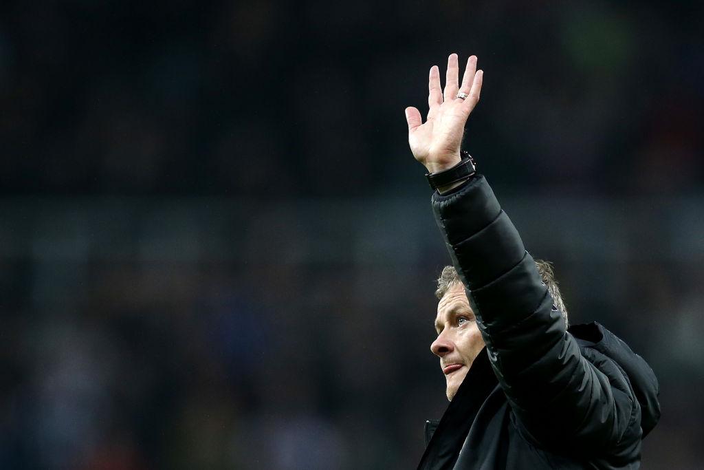 Ole Gunnar Solskjaer, Manchester United, Premier League