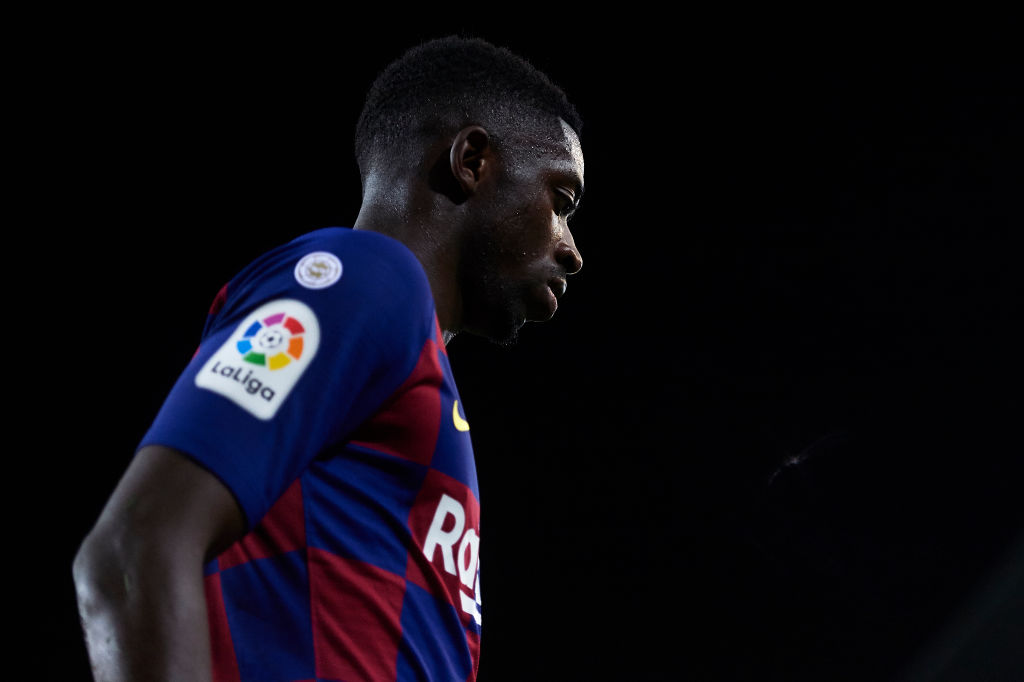 Ousmane Dembele, Barcelona, Rivaldo, Sevilla, La Liga