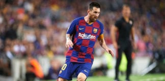 Lionel Messi, Barcelona, La Liga, football