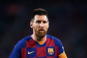 Lionel Messi, Barcelona, Javier Tebas, La Liga