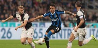 Lautaro Martinez, Inter Milan, Juventus