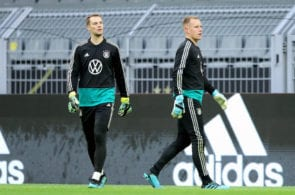 Germany - Training Session And Press Conference