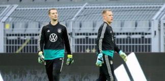 Manuel Neuer, Germany, Andre ter Stegen,