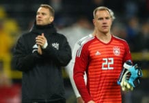 Ter Stegen, Neuer, Germany