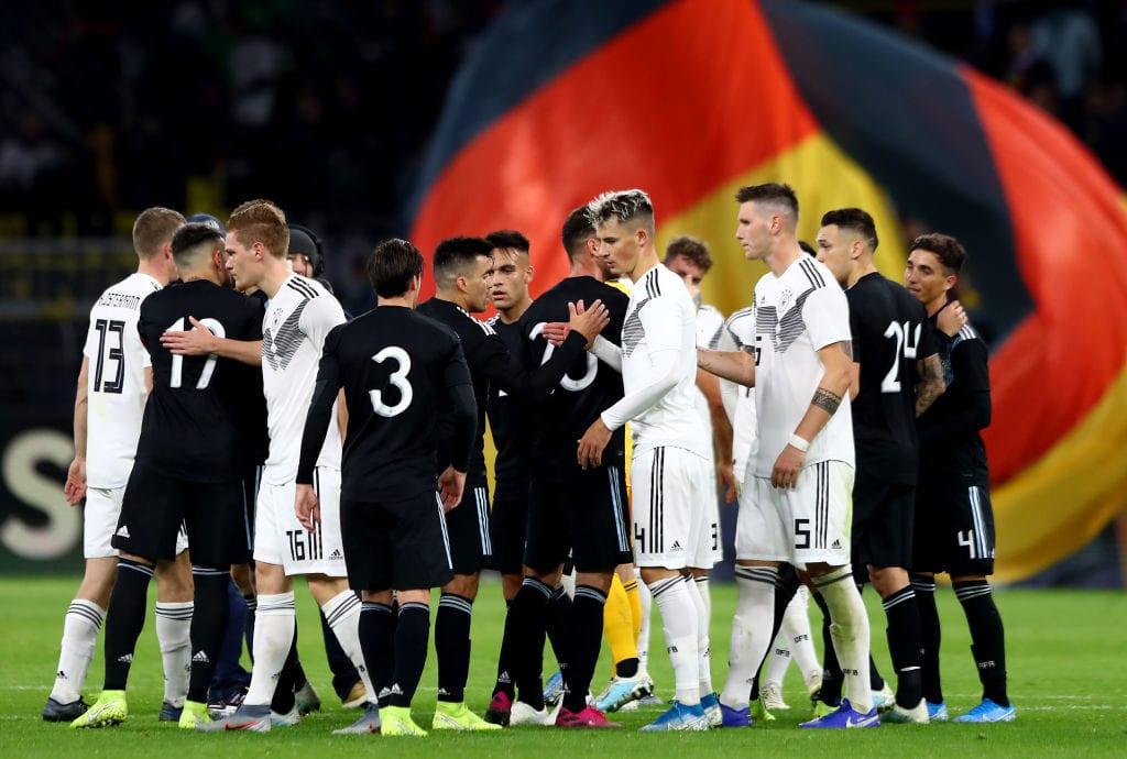 Argentina, Germany