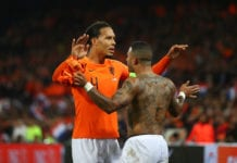 Virgil van Dijk, Netherlands, Northern Ireland
