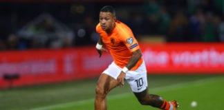 Memphis Depay, Netherlands, EURO 2020