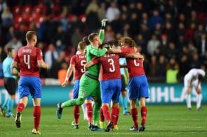 Czech Republic v England - UEFA Euro 2020 Qualifier