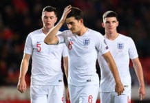 Harry Maguire, England, Euro 2020, Manchester United