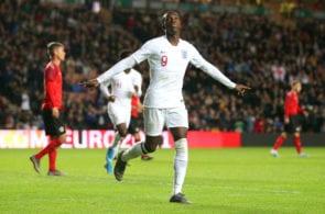 England U21 v Austria U21 - UEFA Under 21 Championship Qualifier