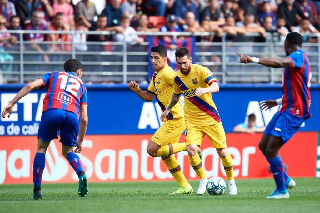 Suarez & Messi