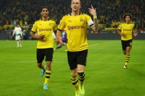 Marco Reus, Borussia Dortmund, BVB, Lucien Favre, Schalke 04, Bundesliga