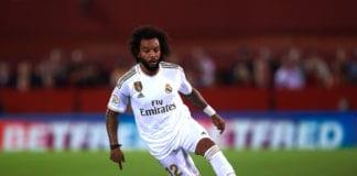 Marcelo, Real Madrid, RCD Mallorca, La Liga