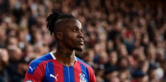 Wilfried Zaha, Crystal Palace, Premier League, Unai Emery