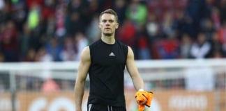 Manuel Neuer, Germany, Bayern Munich, Bundesliga