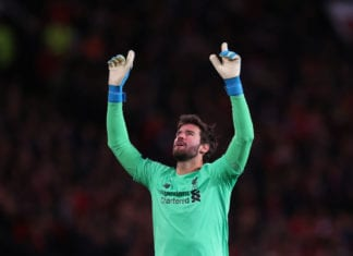 Alisson, Liverpool, Premier League
