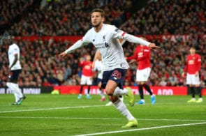 Adam Lallana, Liverpool, Premier League