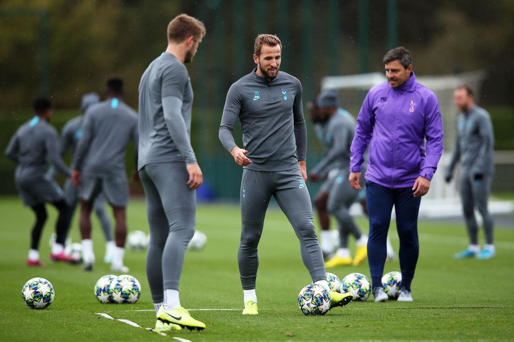 Harry Kane, Tottenham Hotspur, Premier League