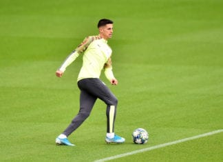 Joao Cancelo, Manchester City, UEFA Champions League