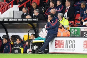Unai Emery, Arsenal, Premier League
