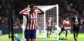 Alvaro Morata, atletico madrid