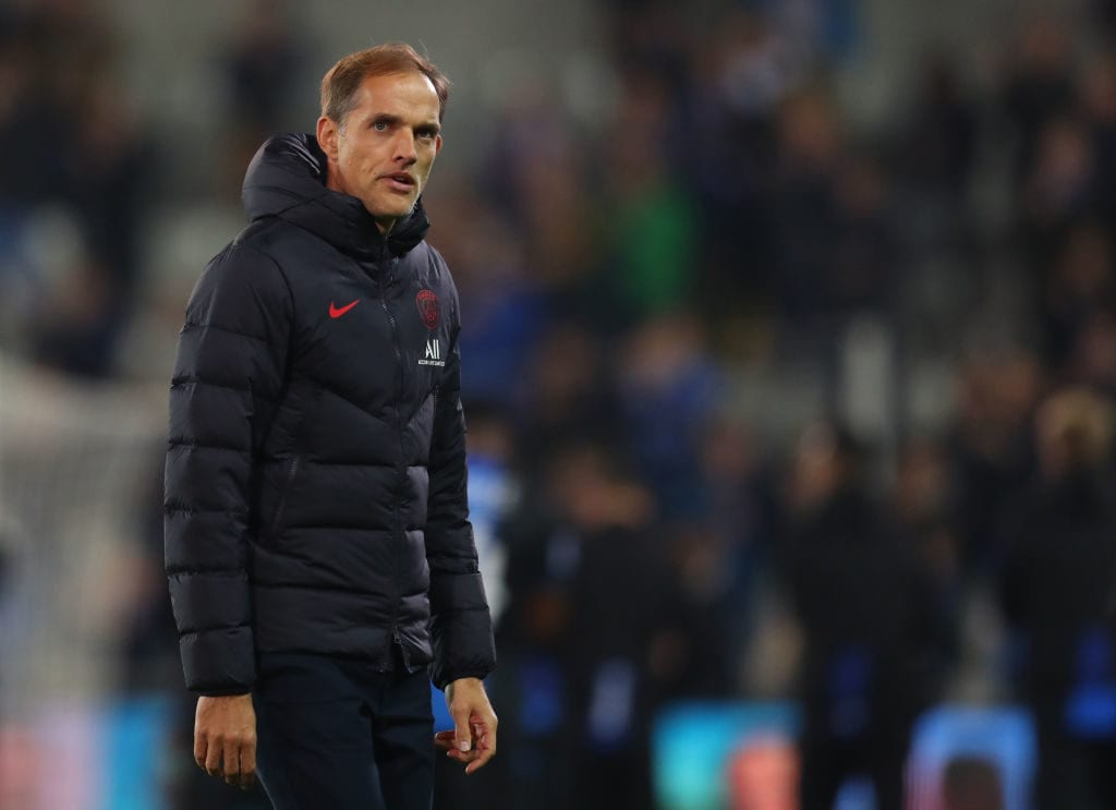 Thomas Tuchel, PSG, Paris Saint-Germain, Marseille, Ligue 1, Classique