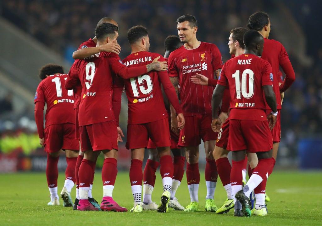 Alex Oxlade-Chamberlain, Liverpool, Genk, Champions League