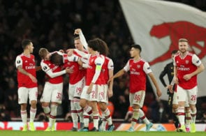 Arsenal FC v Vitoria Guimaraes: Group F - UEFA Europa League