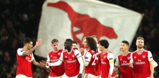 Nicolas Pepe, Arsenal, Europa League, Vitoria SC, Unai Emery