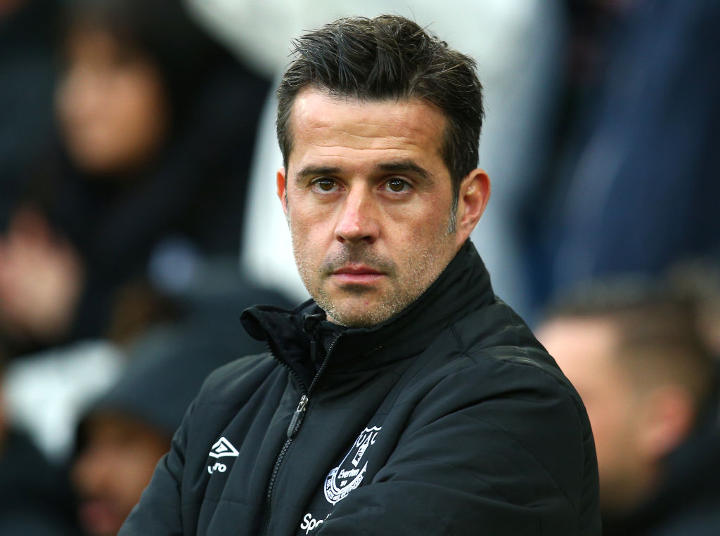 Marco Silva, Everton, Premier League