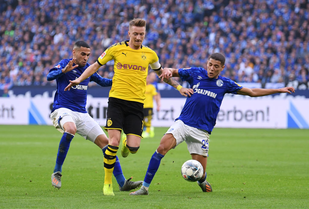 Schalke, Borussia Dortmund, Bundesliga