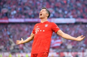 Robert Lewandowski, Bayern Munich, Union Berlin, Bundesliga