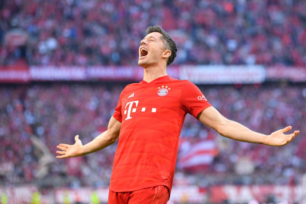 Robert Lewandowski, Bayern Munich, Union Berlin, Bundesliga