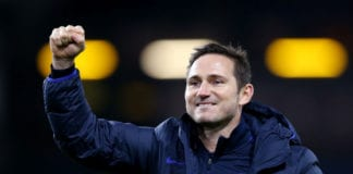 Chelsea, Frank Lampard, Premier League