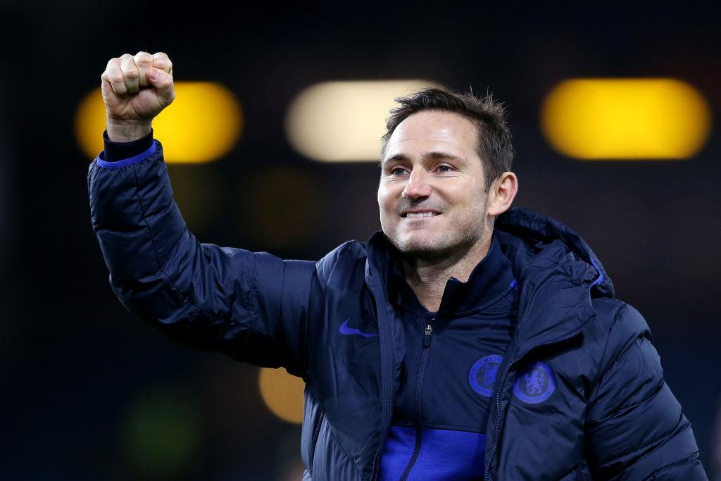 Chelsea, Frank Lampard, Premier League