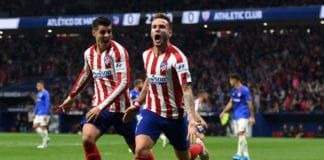 Saul Niguez, Atletico Madrid, La Liga