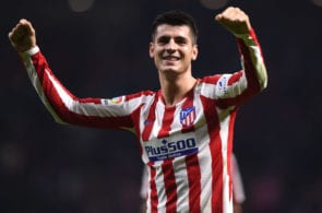 alvaro morata, altetico madrid
