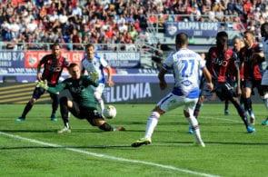 Bologna, Sampdoria, Serie A