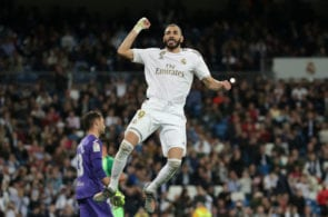 Karim Benzema, Real Madrid, CD Leganes, La Liga, Zinedine Zidane